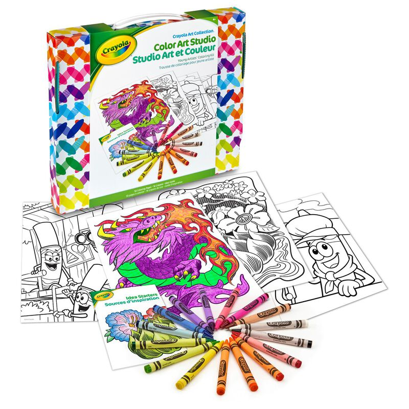 Nett Crayola Farbseiten Bilder - Ideen färben - blsbooks.com