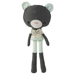 Cloth Bear Premium Stuffed Animal, , large
