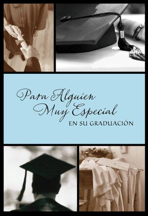 Dreams Come True Spanish-Language Graduation Card