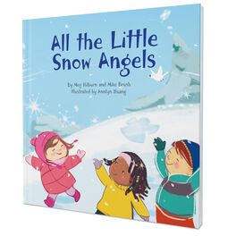 All the Little Snow Angels Book, , large