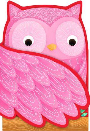 Owl-ways Love You Valentine's Day Card