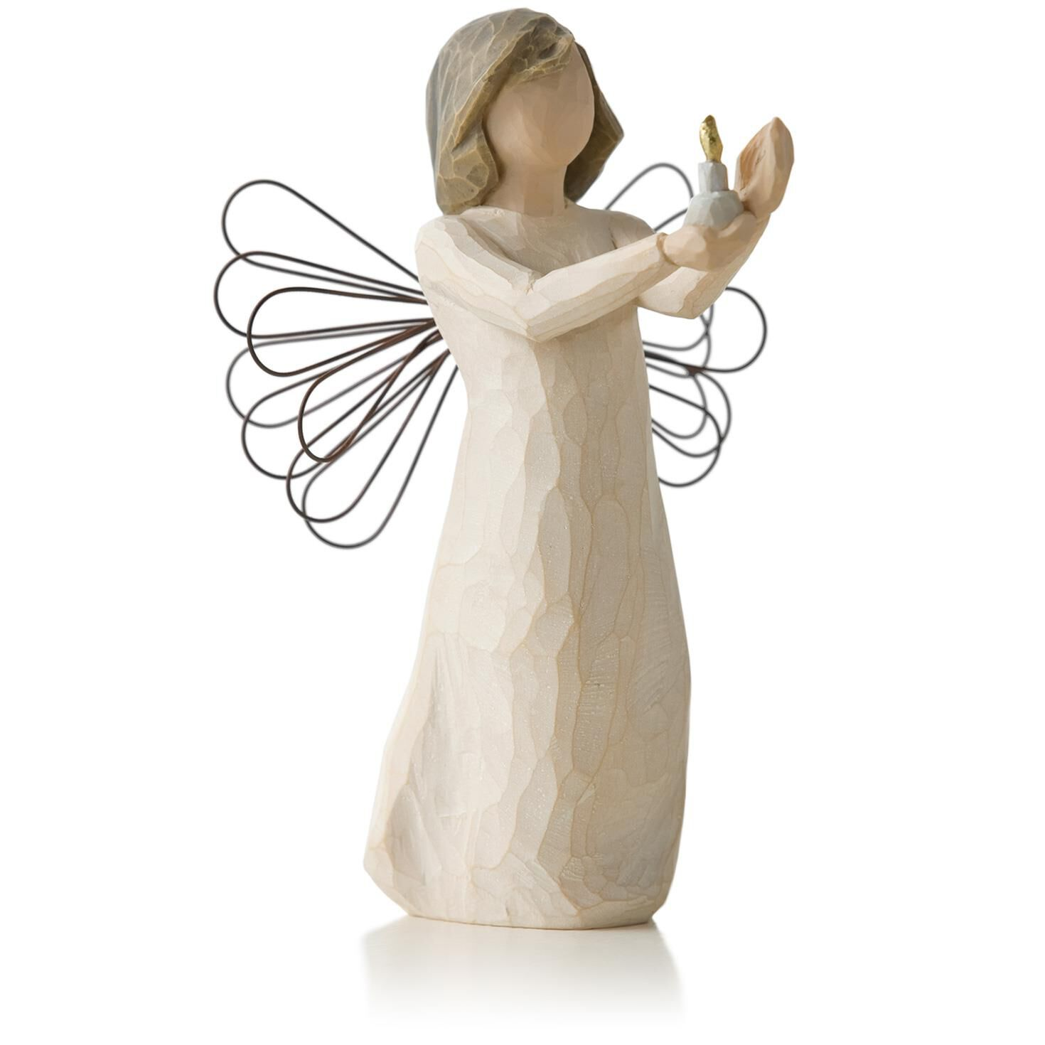 Willow Tree Angel Of Hope Flame Figurine Figurines Hallmark