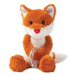 Felix Fox Plush Activity Toy, , large