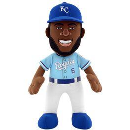 "Bleacher Creatures Kansas City Royals Lorenzo Cain Stuffed Doll, 10"", , large"