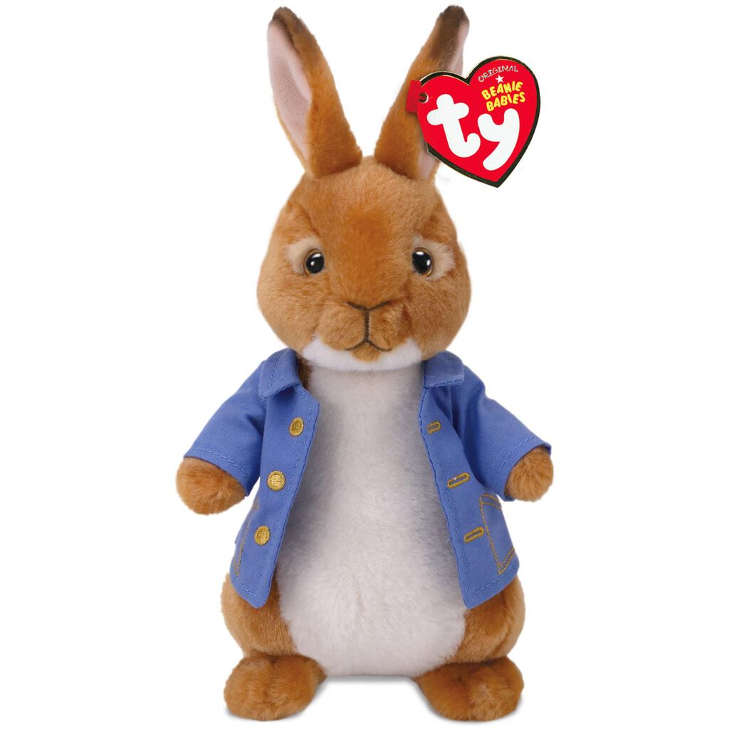 Ty® Beanie Babies Peter Rabbit Stuffed Animal ddefa30b73a3
