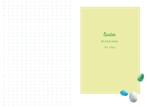 Grace Hope Renewal Easter Card,