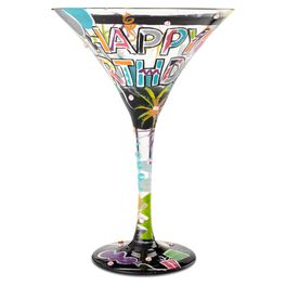 Lolita® Another Birthday Martini Glass, 8 oz., , large