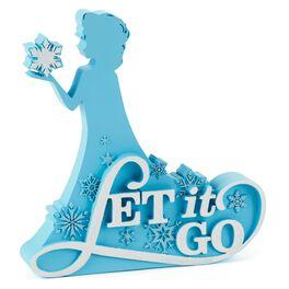 Disney Frozen Elsa Silhouette Figurine, , large