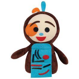 Edushape Feelings Friend Plush Toy, , large