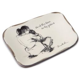 Love Only Grows Tray, , large