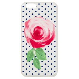 Pretty and Preppy Rose iPhone 6 Case, , large