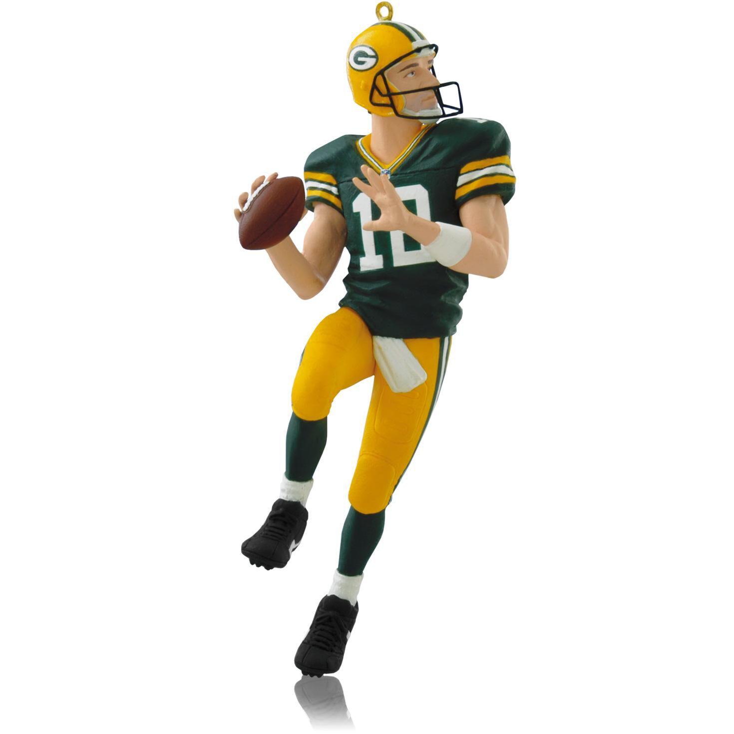Football player ornament - Football Player Ornament 2