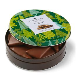 7 oz of Almond Butter Toffee in Decorative Tin, , large