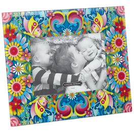 Catalina Estrada Blue Rose Picture Frame, 5x7, , large