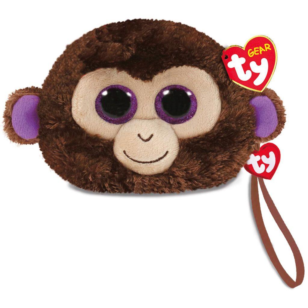 Ty® Gear Coconut the Monkey Stuffed Animal Wristlet - Plush Toys - Hallmark 84e340c4095