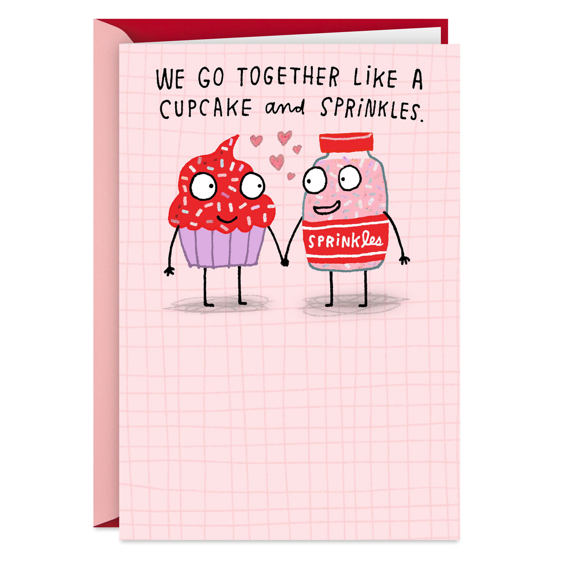All Over You Funny Valentine S Day Card Greeting Cards Hallmark