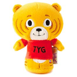 Tyg from Shirt Tales itty bittys® Stuffed Animal, , large
