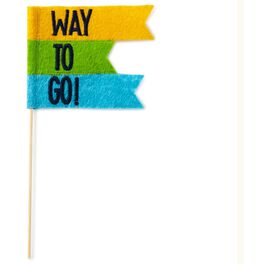 Way To Go! Flag, , large
