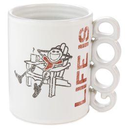 Life is Good® Mug, , large
