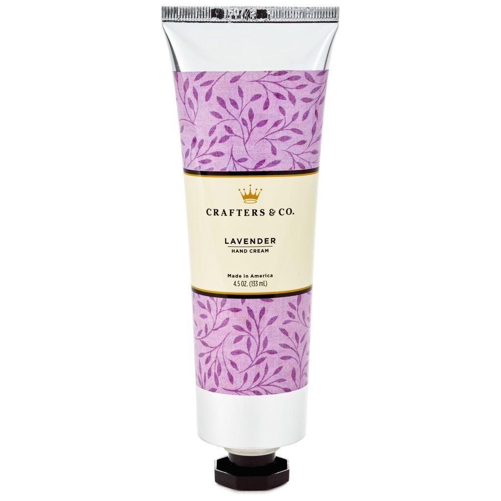 Lavender Large Hand Cream, 4.5 oz - Lotions - Hallmark