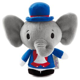 itty bittys® Patriotic Elephant Stuffed Animal Limited Edition, , large