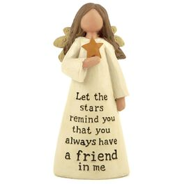 You Always Have a Friend in Me Angel Figurine, , large