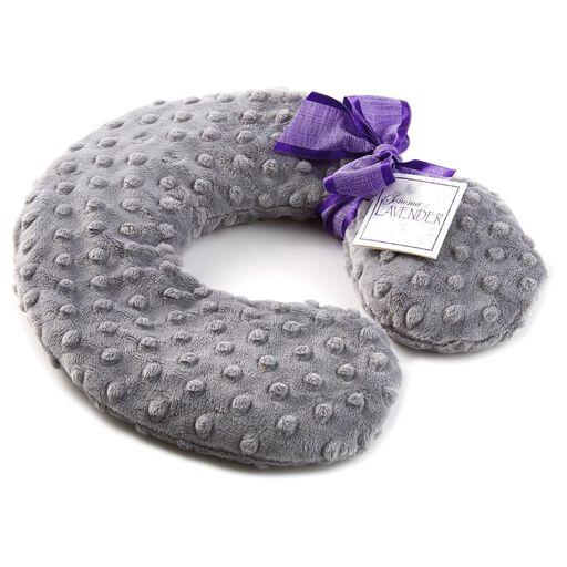 Sonoma Lavender Purple Neck Pillow Bath Accessories Hallmark