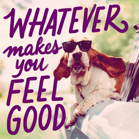 Do what makes you feel good musical birthday card greeting cards do what makes you feel good musical birthday card m4hsunfo
