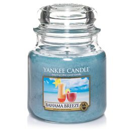 Bahama Breeze™ Medium Jar Candle by Yankee Candle®, , large