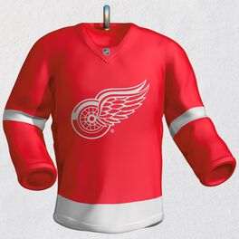 NHL Detroit Red Wings® Jersey Ornament, , large