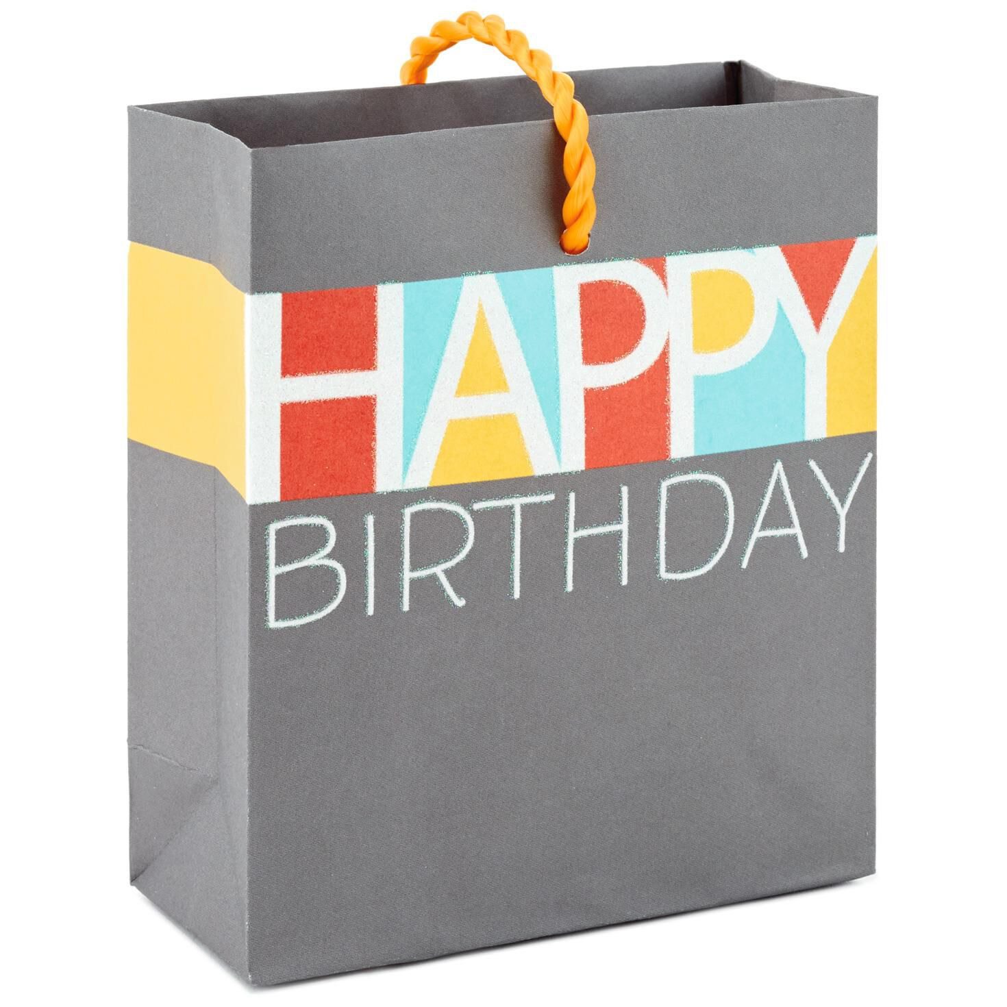 Happy Birthday Gift Card Holder Mini Bag 45