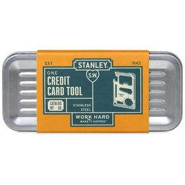 Stainless Steel Credit Card Tool, , large