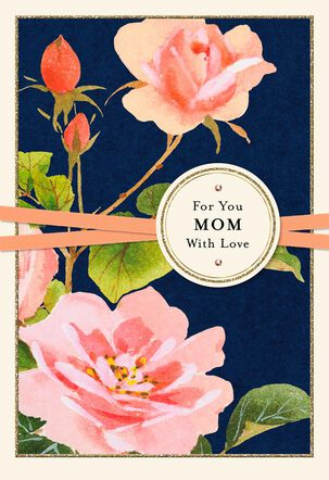 Wishing You a Beautiful Day Mother's Day Card