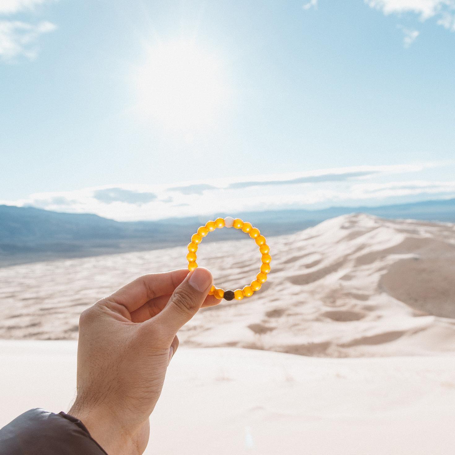image regarding Lokai Bracelet Meaning Printable named Constrained Version (Orange) Lokai Bracelet, Medium