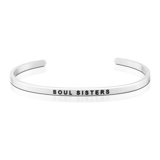 Mantraband Soul Sisters Bangle Bracelet 8cbfdf2cc310a