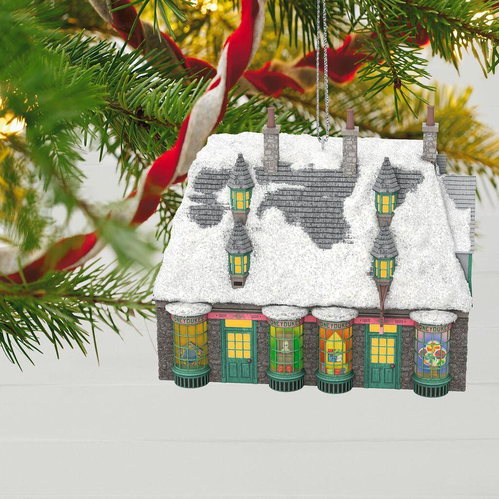 Harry Potter Honeydukes Sweet Shop Ornament