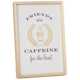 Caffeine for the Soul Framed Print, , large