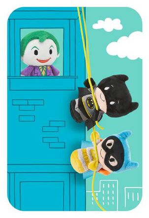BATMAN™ itty bittys® Greetings Just Because Card