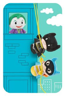BATMAN™ itty bittys® Greetings Just Because Card,