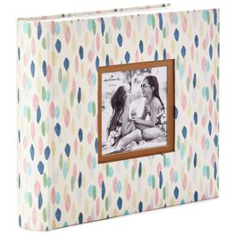 Artful Pastel Splashes Photo Album, , large