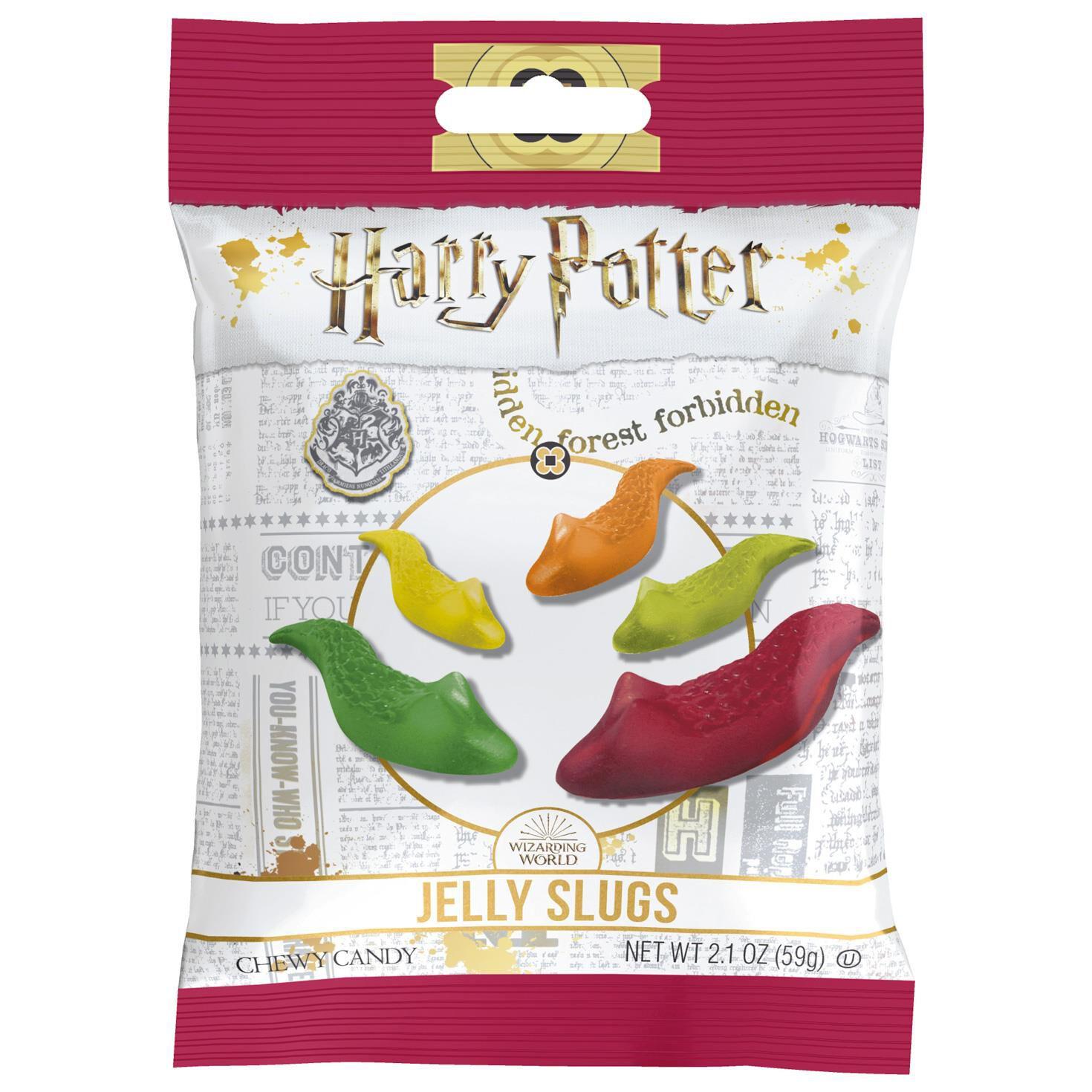 Jelly Belly Harry Potter Jelly Slugs Candy, 2 1 oz