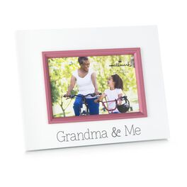 Grandma & Me Wood Malden Picture Frame, 4x6, , large