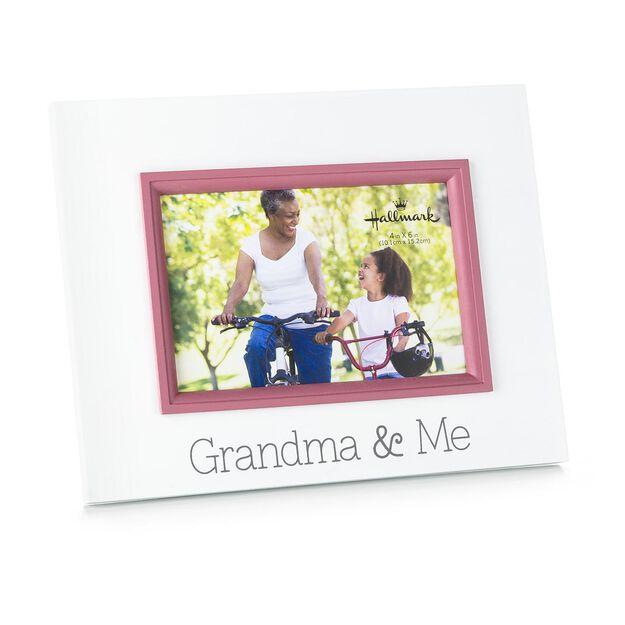 grandma me wood malden picture frame