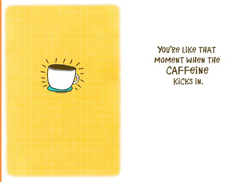 Kick of Caffeine Administrative Professionals Day,