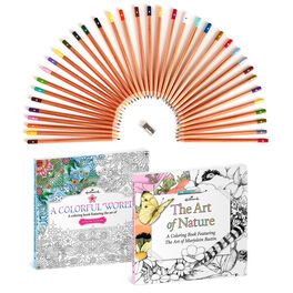 Creative Coloring Gift Set, , large