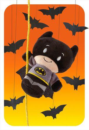 itty bittys® Batman™ Drops in Halloween Card