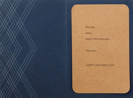 14-Point Buck Trophy Father's Day Card,
