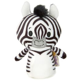 itty bittys® Noah's Ark Zebra Stuffed Animal, , large