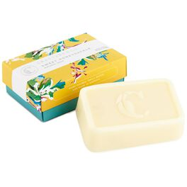 Sweet Honeysuckle Natural Bar Soap, 6 oz., , large
