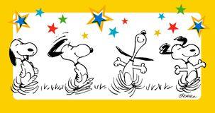 Peanuts® Snoopy Happy Dance Graduation Money Holder Card